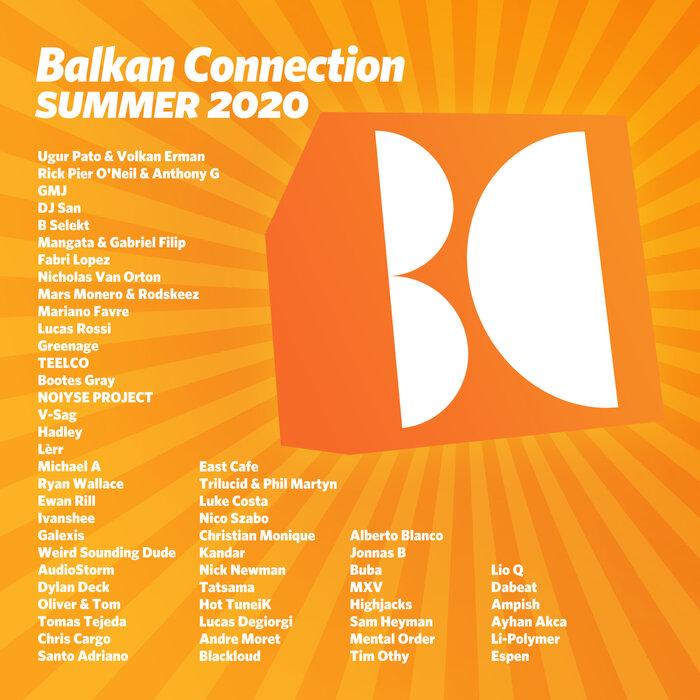 VARIOUS/GMJ - Balkan Connection Summer 2020
