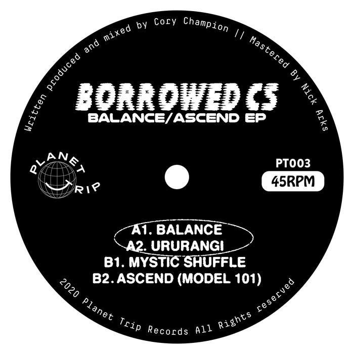 BORROWED CS - Balance|Ascend EP