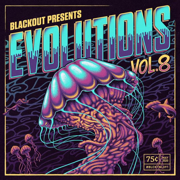 DISPHONIA/AKOV/MISSIN/COD3X/SCREAMARTS - Evolutions Vol 8