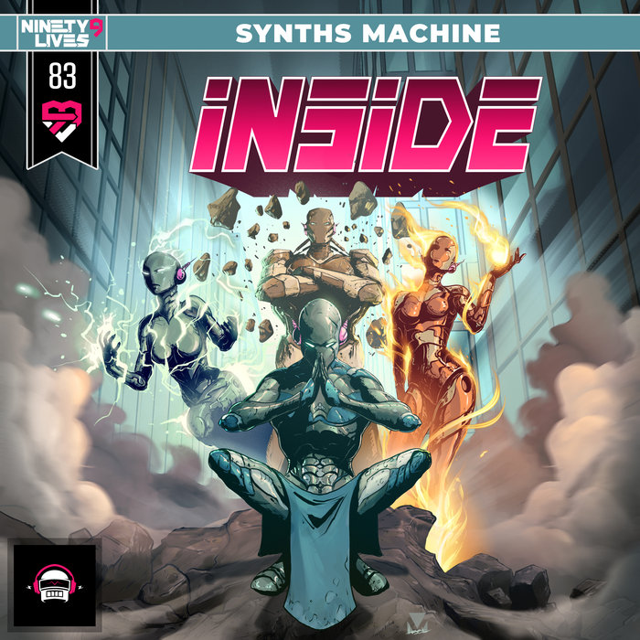 SYNTHS MACHINE - Inside