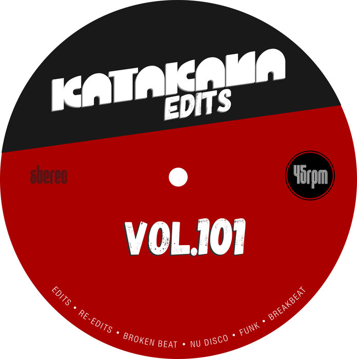 DJ LAUREL - Katakana Edits Vol 101
