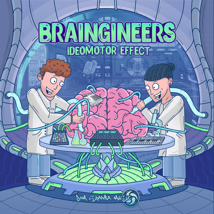 BRAINGINEERS - Ideomotor Effect