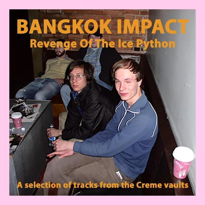 VARIOUS - Revenge Of The Ice Python