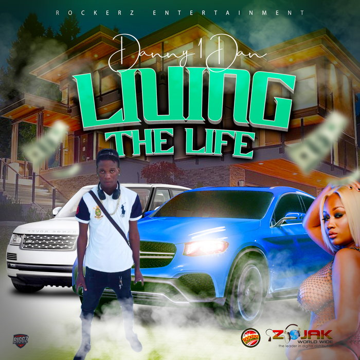 DANNY 1 DON - Living The Life