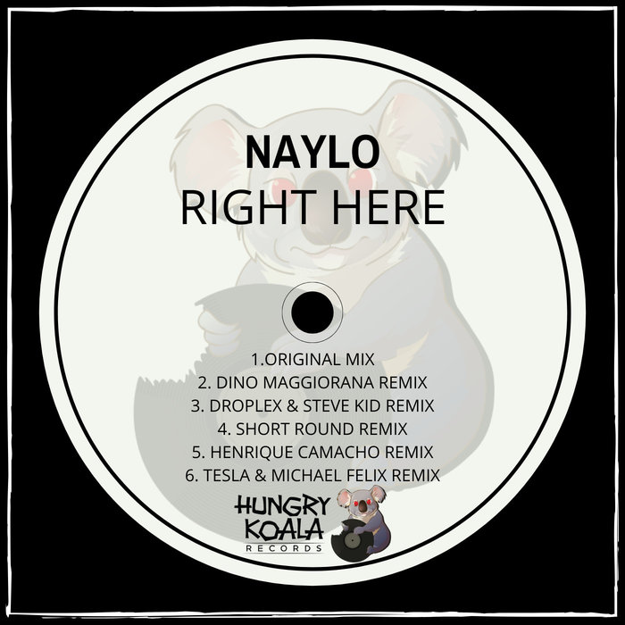 NAYLO - Right Here EP