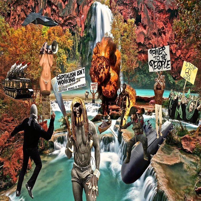 CITIZENS ADVICE - The Revolution Will Not B Stream'd