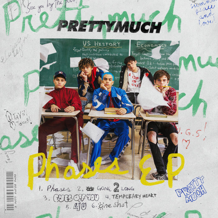 PRETTYMUCH - Phases EP