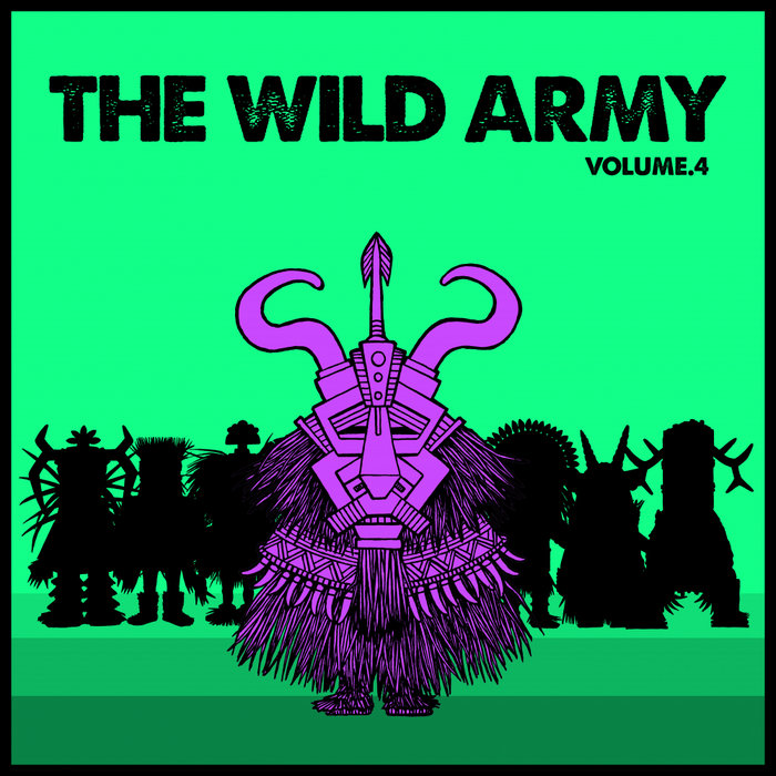 MARTIN WOLD/THE SECRET SOUL SOCIETY/JAHN SOLO/BOBLEBAD - The Wild Army Vol 4