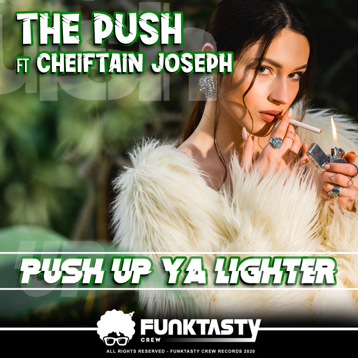 THE PUSH feat CHEIFTAIN JOSEPH - Push Up Ya Lighter