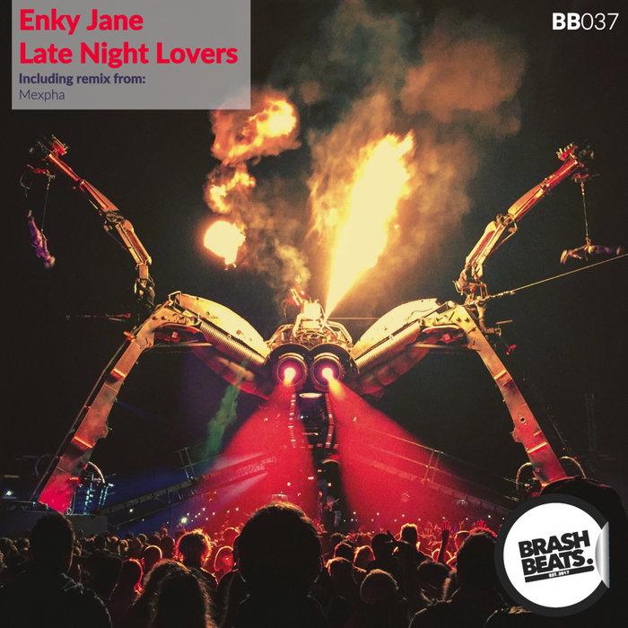 ENKY JANE - Late Night Lovers