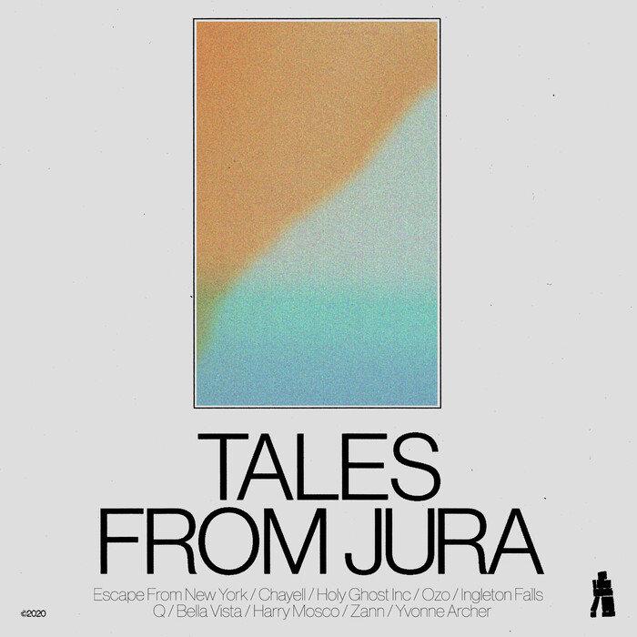 VARIOUS - Tales From Jura