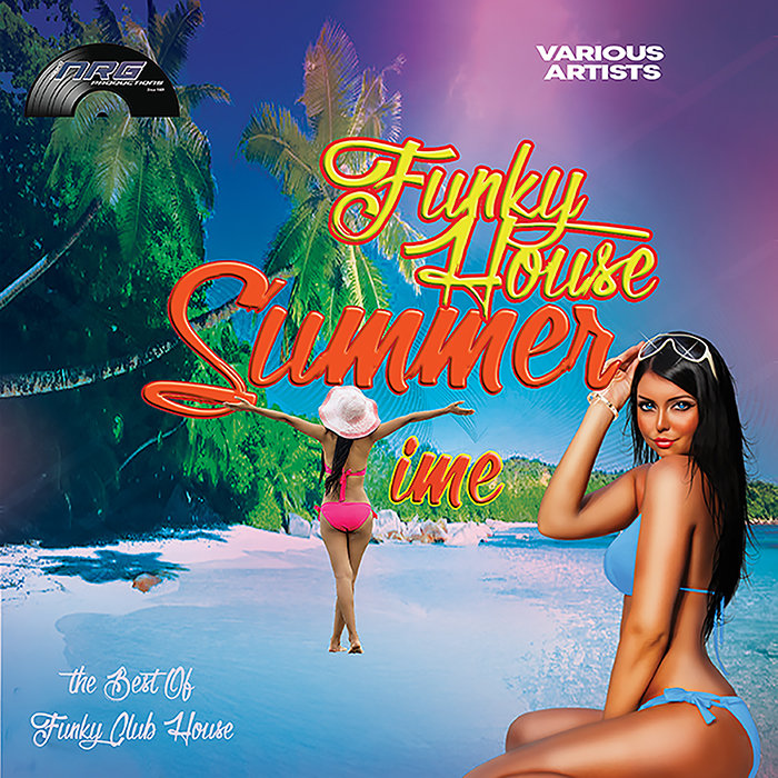 VARIOUS - Summer Funky House Time