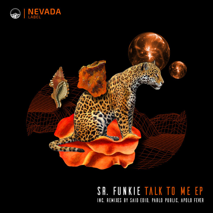 SR FUNKIE - Talk To Me EP