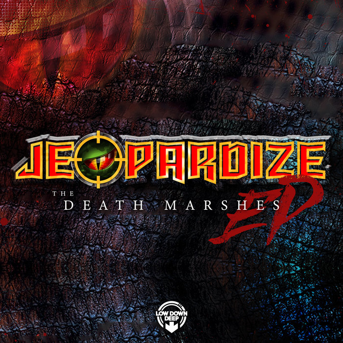 JEOPARDIZE - The Death Marshes
