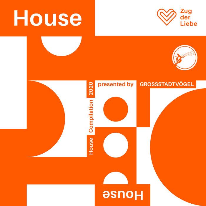 VARIOUS - Zug Der Liebe Compilation 2020 House