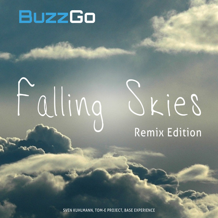 BUZZGO - Falling Skies, Remix Edition