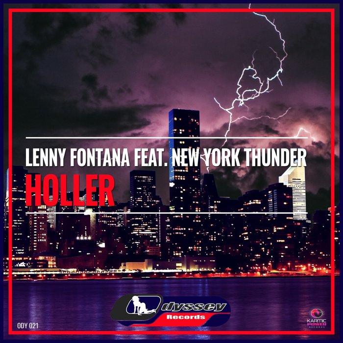 LENNY FONTANA feat NEW YORK THUNDER - Holler