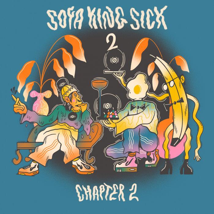 VARIOUS - Sofa King Sick Chapter 2