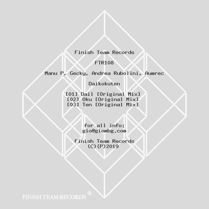 MANU P/GECKY/ANDREA RUBOLINI/AUMREC - Daikokuten