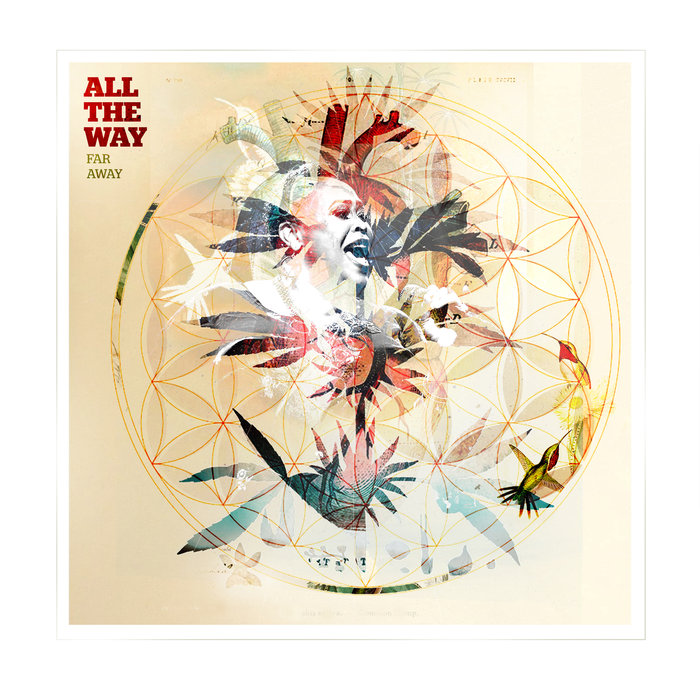 DAVID MARSTON/ROB PAINE/LADY ALMA - All The Way Far Away (Remixes)