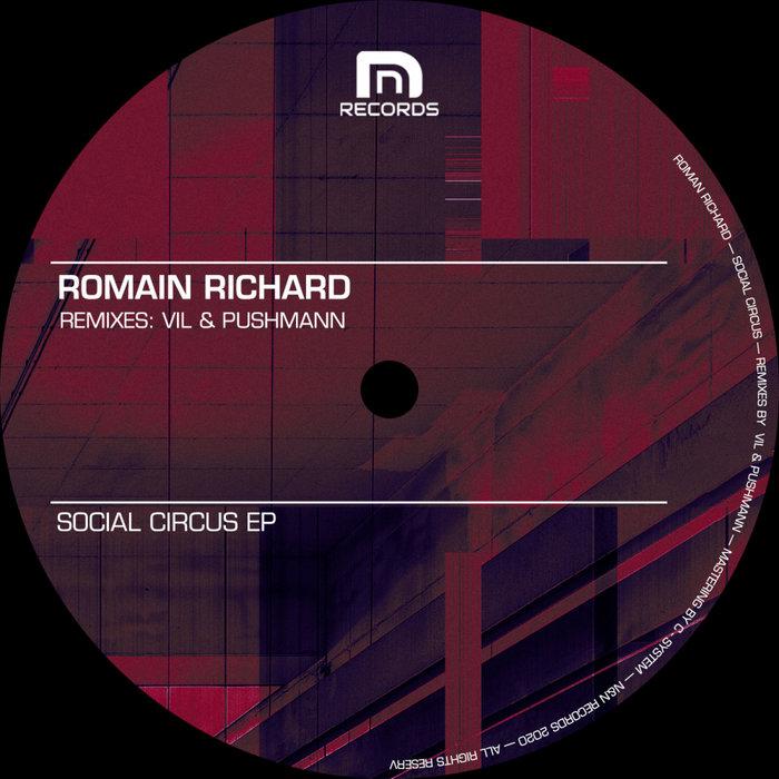 ROMAIN RICHARD - Social Circus