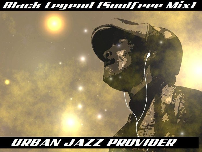 URBAN JAZZ PROVIDER - Black Legend