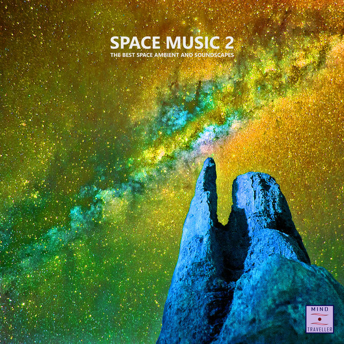VARIOUS - Space Music 2 (The Best Space Ambient And Soundscapes)