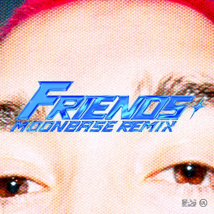 UP LATE - Friends (Moonbase Remix)