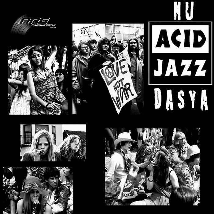 DASYA - Love Not War