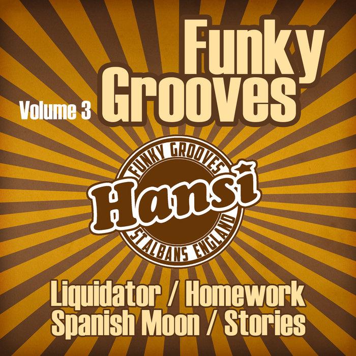HANSI - Funky Grooves Vol 3