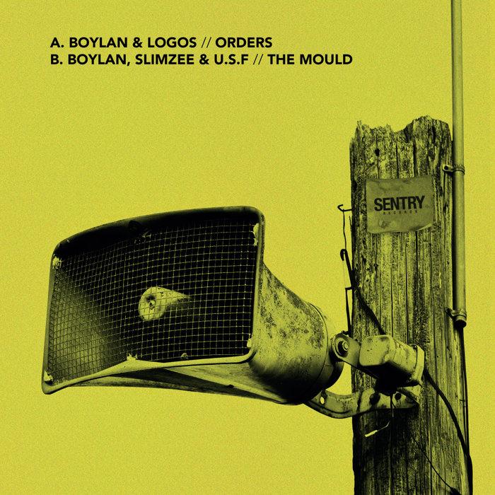 BOYLAN/LOGOS/SLIMZEE - Orders/The Mould