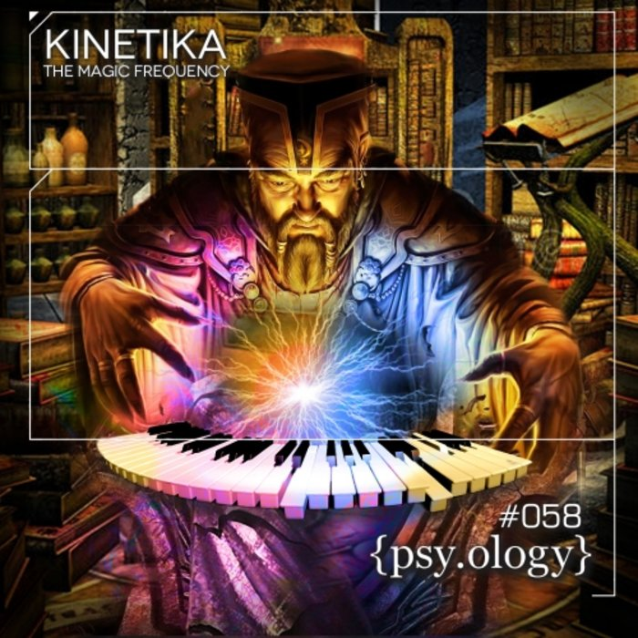 KINETIKA - The Magic Frequency