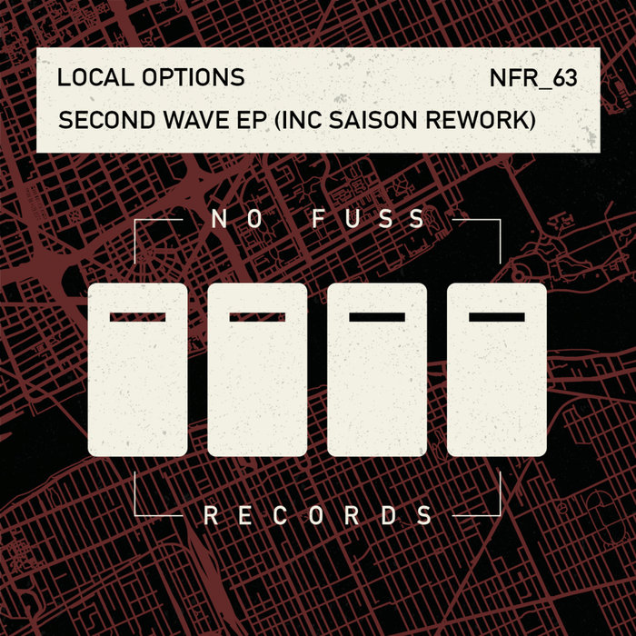 LOCAL OPTIONS - Second Wave EP
