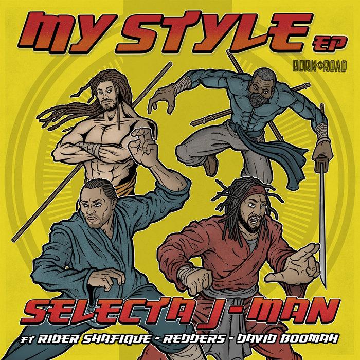 SELECTA J-MAN - My Style