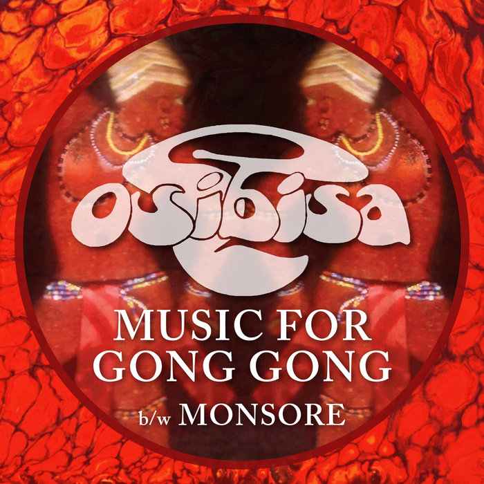 OSIBISA - Music For Gong Gong