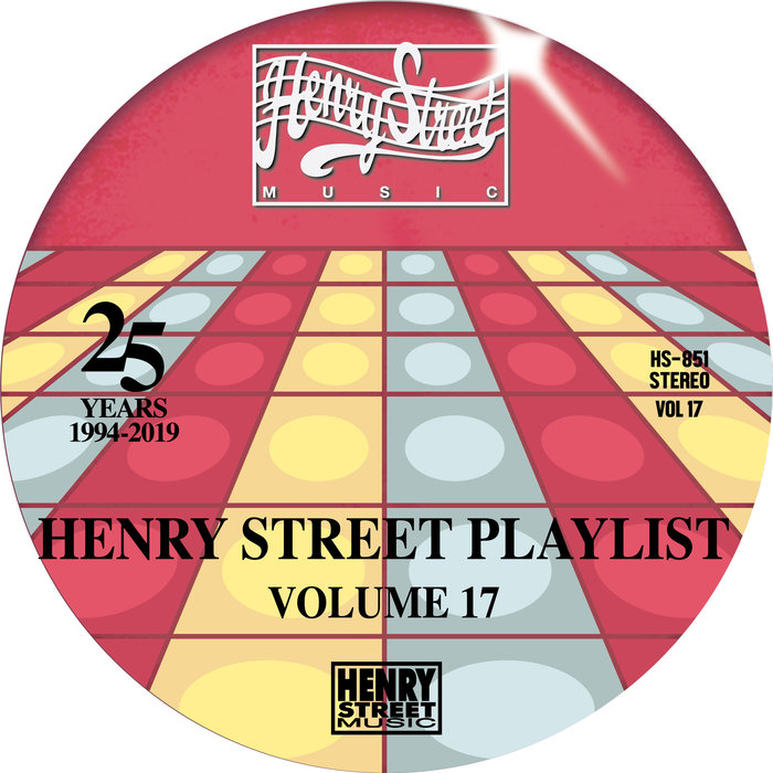 VARIOUS - Henry Street Music The Playlist Vol 17