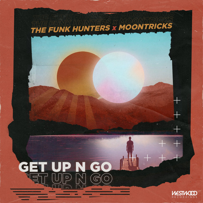 THE FUNK HUNTERS/MOONTRICKS - Get Up N Go