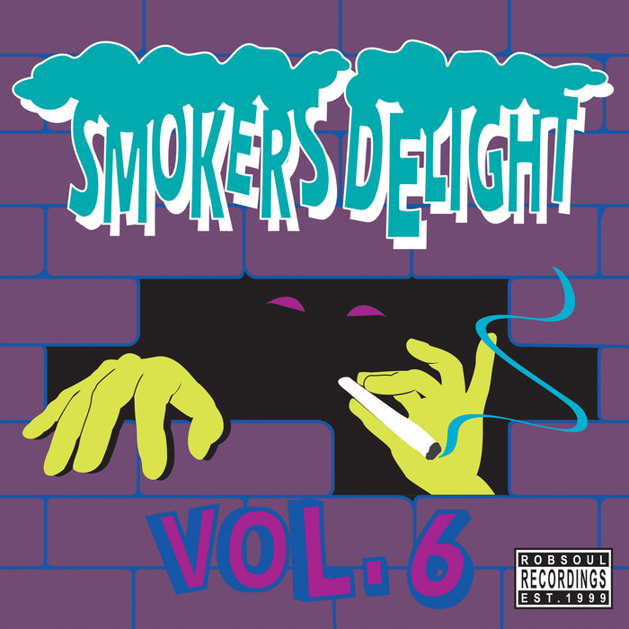 VARIOUS - Smokers Delight Vol 6