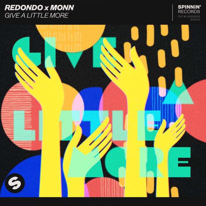 REDONDO/MONN - Give A Little More