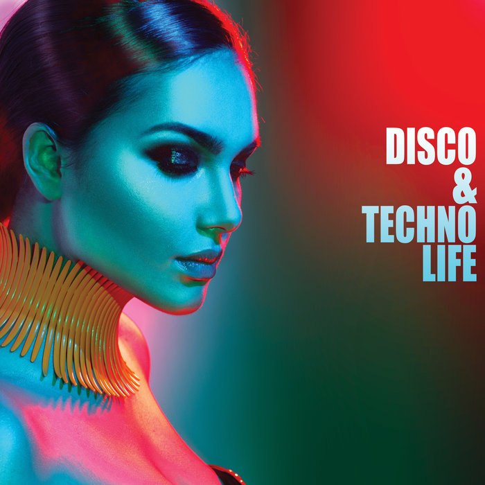 VARIOUS - Disco And Techno LIfe