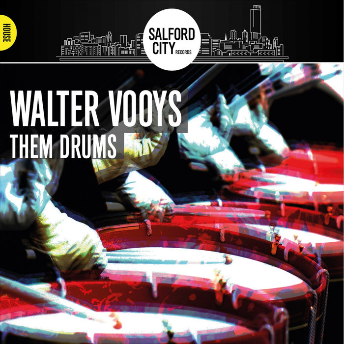 WALTER VOOYS - Them Drums