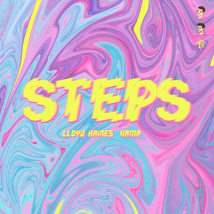 Steps by Lloyd Haines & KAMA on MP3, WAV, FLAC, AIFF & ALAC at ...