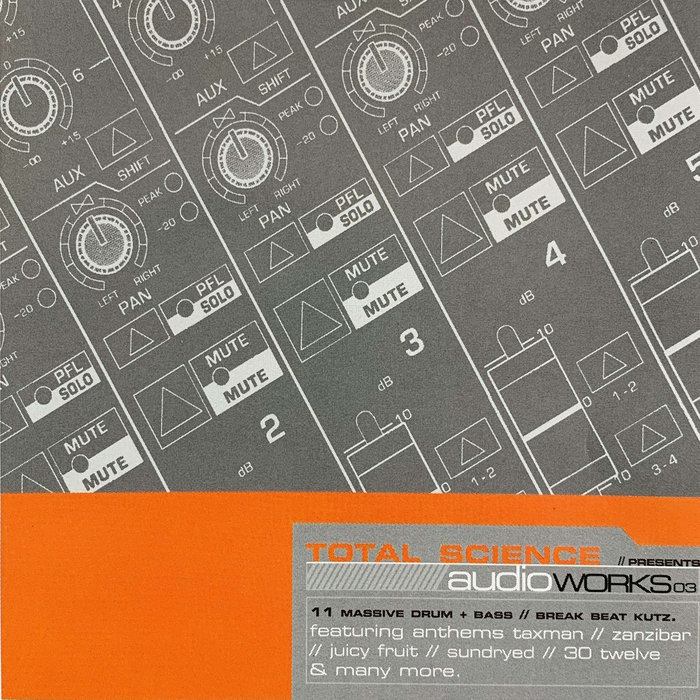 TOTAL SCIENCE - Audio Works 03