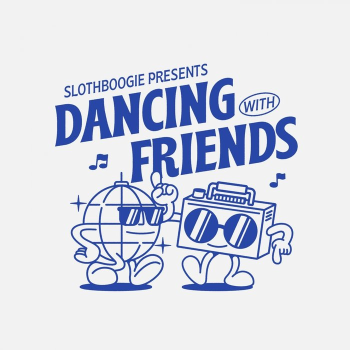 VARIOUS - Dancing With Friends