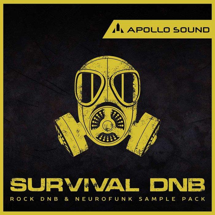 APOLLO SOUND - Survival DnB (Sample Pack WAV/APPLE)