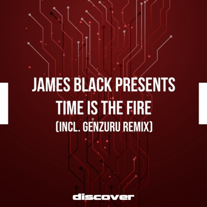 JAMES BLACK - Time Is The Fire