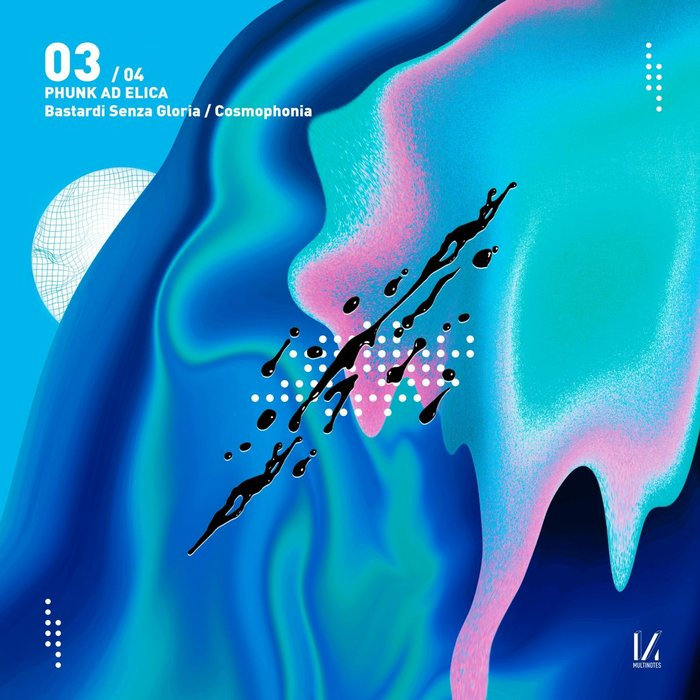 PHUNKADELICA - Bastardi Senza Gloria/Cosmophonia Remixes