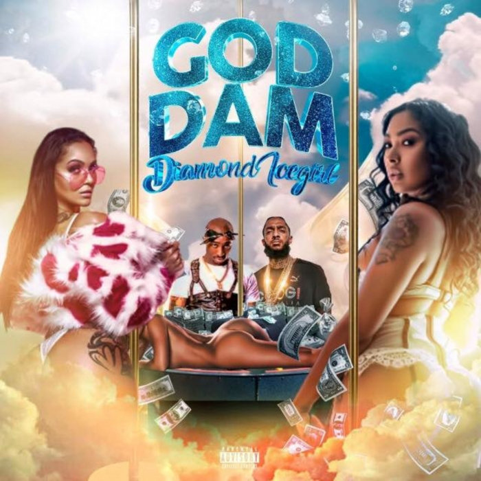 DIAMOND ICEGIRL - God Dam