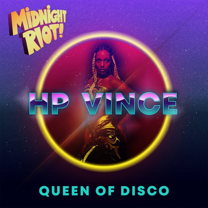 HP VINCE - Queen Of Disco