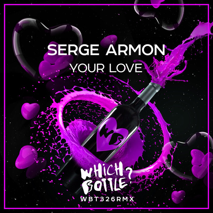 SERGE ARMON - Your Love